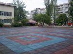 Покрытия для детских игровых и спортивных площадок, тренажерных залов